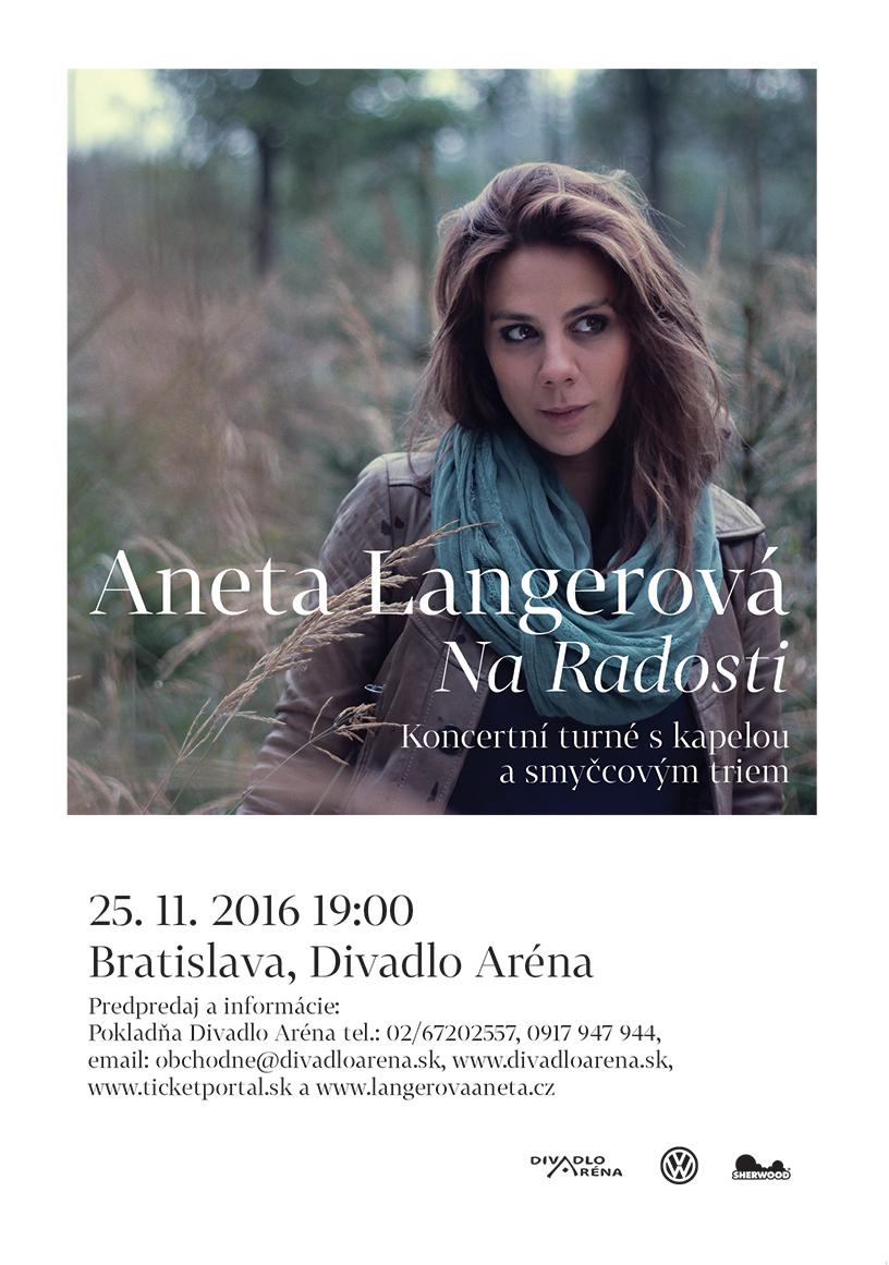 Koncert Aneta Langerová