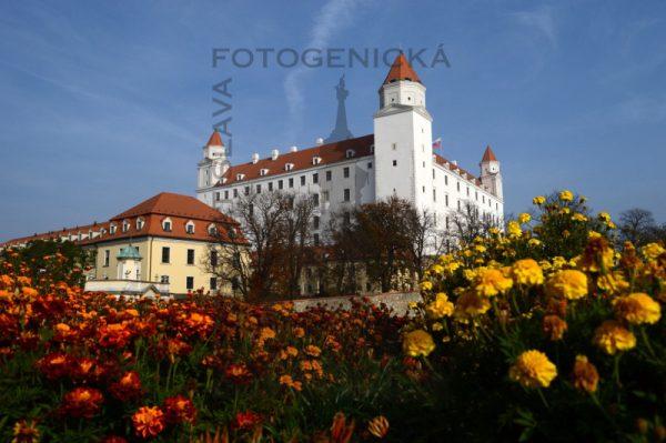 Bratislava. Bratislavský hrad
