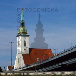 Bratislava. Dóm Svätého Martina