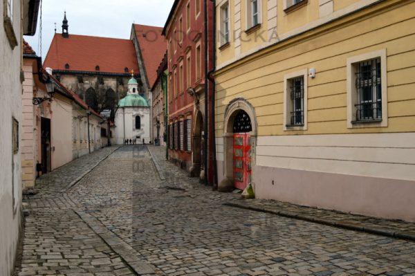 Bratislava. Kapitulská ulica
