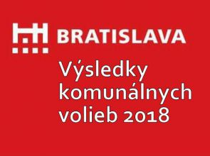 Výsledky komunálnych volieb 2018 v Bratislave