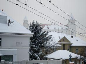 Z Mudroňky. 8. januára 2019