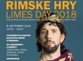 Rímske hry – Limes Days 2018
