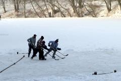 Hokej na Železnej