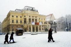 Bratislavská sedma - dvadsiata druhá (špeciál SND). Foto: Hana Fábry