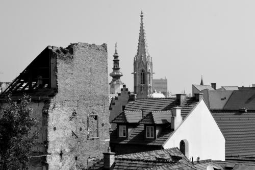 Bratislava v čiernobielom