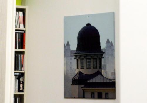 Bratislavska sedma patdesiata druha - Na stene