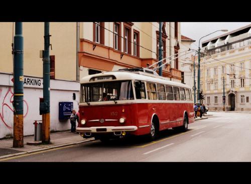 Bratislavska sedma patdesiata prva - MHD Retro